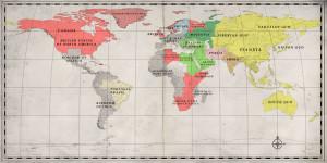 Карта мира Steam Squad