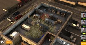 Скриншот из Альфа версии B&C