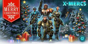 И еще одно поздравление от X-Mercs