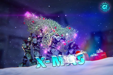 С новым годом от X-Mercs