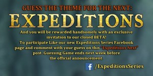 New EXPEDITIONS