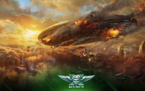 X-MERCS Вторжение началось!