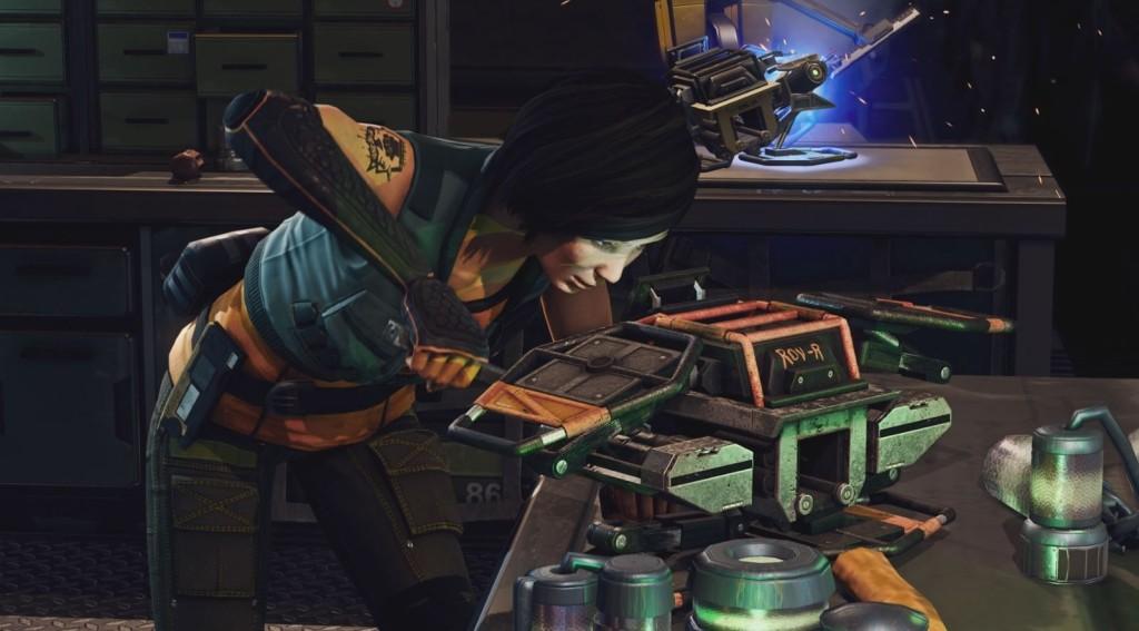 """XCOM2 An-Yi """"Lily"""" Shen"""