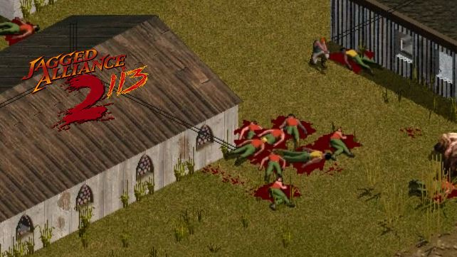 Picture of jagged alliance 2