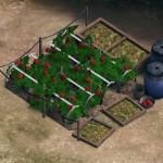 Farm Plot on map