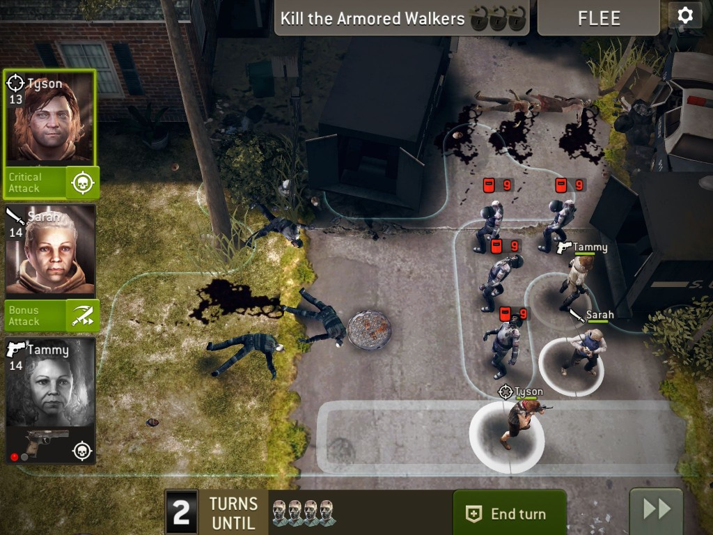 The Walking Dead: No Man's Land SWAT