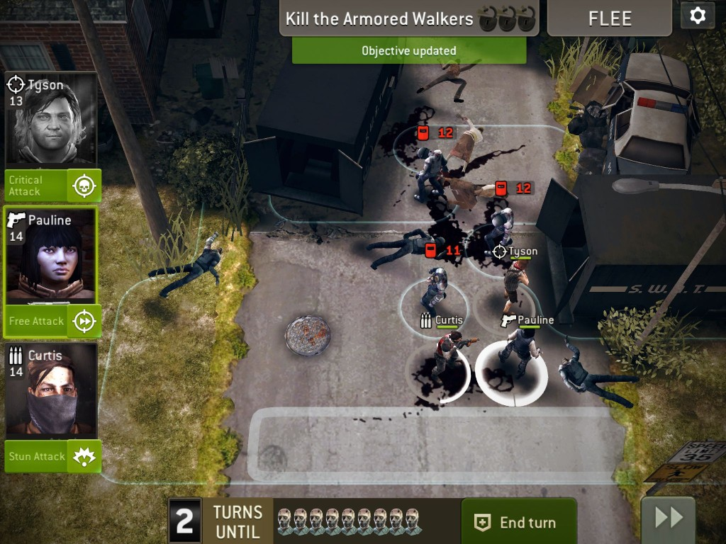 Миссия SWAT