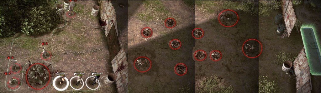 The Walking Dead: No Man's Land - Long Road to Therminus