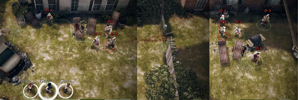 The Walking Dead No Man's Land - The Barbeque