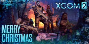 Новогоднее поздравление от XCOM 2