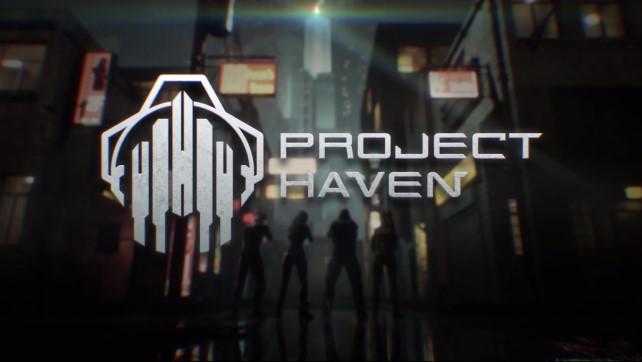 Новая киберпанк тактика Project Haven