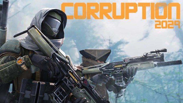 Неожиданный релиз – Corruption 2029