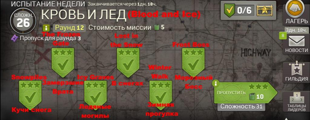 Турнир Кровь и лед (Blood and Ice)
