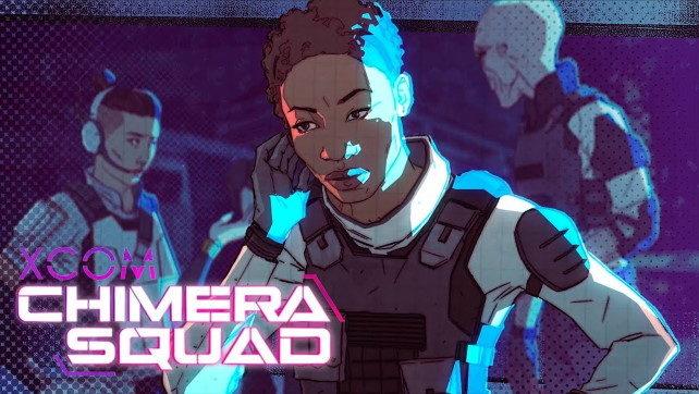 Немного о XCOM: Chimera Squad