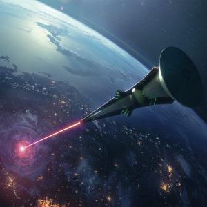 Орбитальная станция пришельцев UOO-1