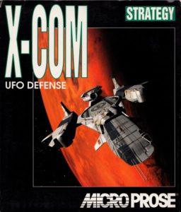 X-COM Обложка