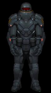 Внешний вид Advanced armour
