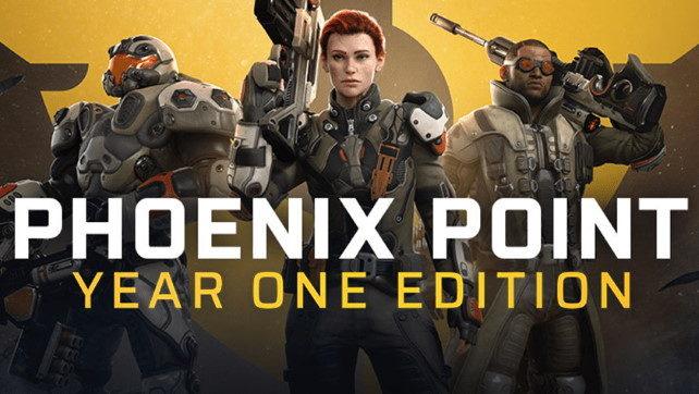 Релиз Phoenix Point в Steam