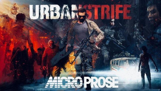 JA 2 + зомби = Urban Strife