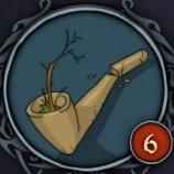 Росток в трубке